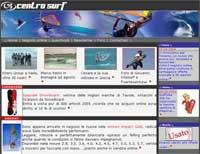 Centro Surf Firenze rinnova il proprio sito.