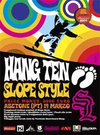 SL @ Hang Ten Slope Style