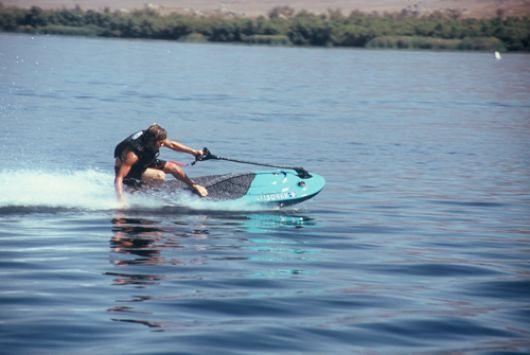 Rivoluzione Xboard un po' moto d'acqua, un po' surf