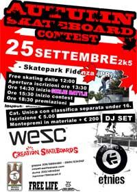 Contest a Fidenza - Briscola Skateboard Crew