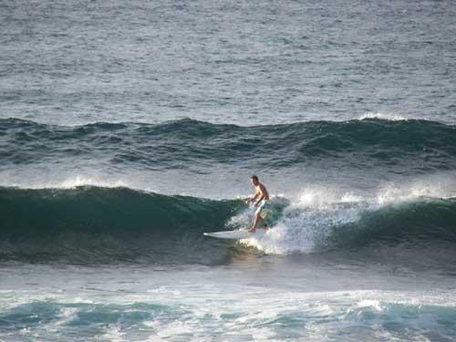 Surf session a Hookipa, Kanaha, Kuau