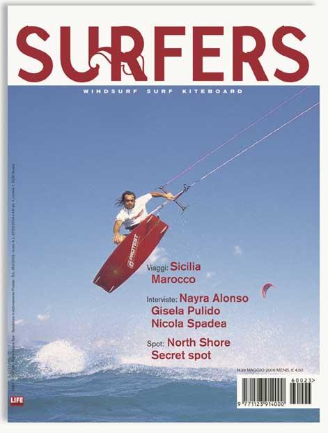 E' in edicola Surfers n. 23 Maggio