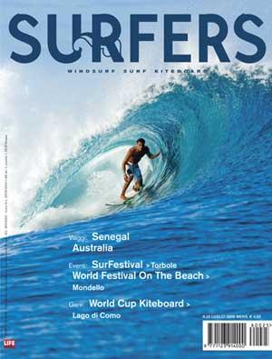 E' in edicola Surfers n. 25 Luglio 2006