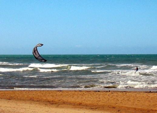 kitesurf storia