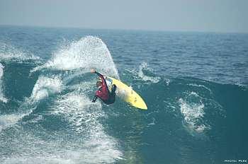 Surf tecnica: Layback