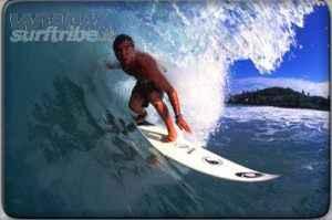 SURF ENTRARE NEL TUBO