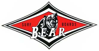 Storia di un marchio:  Bear SurfBoards
