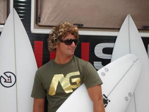 Nicola Bresciani Surf Rider INSIDE