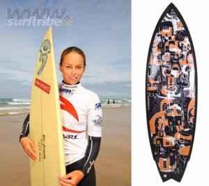 RIP CURL PRESENTA LA TAVOLA DA SURF IN SOYA