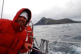 CAPE HORN REPORT