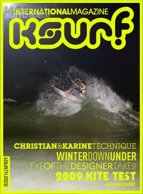 IKSURFMAG NEW ISSUE ONLINE!