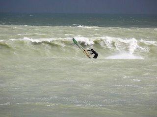 Portonovo wave session