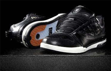 DC presenta le scarpe da skate piu' evolute della storia