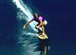 Tavola surf TOW-IN
