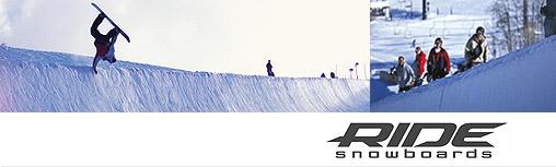 Storia di un marchio: Ride snowboards
