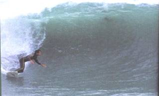 SURF: BOTTOM TURN