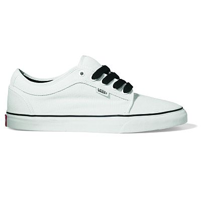 Vans Chukka Low White