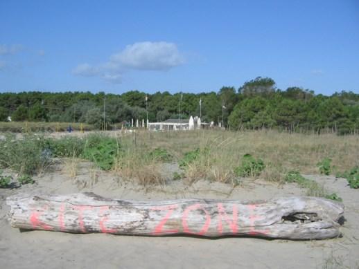 Windsurf: Porto Corsini Libecciata del  18 Luglio 2009