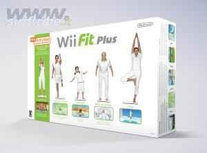 skateboard Wii Fit Plus