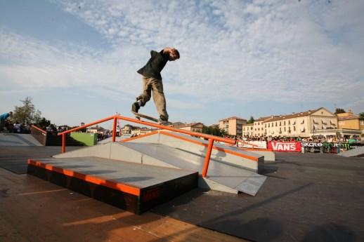 skater TIM tribu Skate Cup Padova