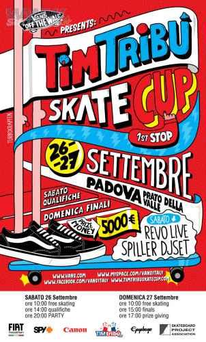 TIMtribu Skate Cup