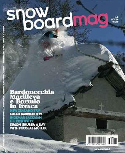 Foto Cover Tato Chiala in azione Bardonecchia PH Andrea Giordan