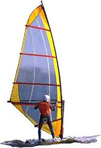 Come scegliere l'attrezzatura giusta da windsurf