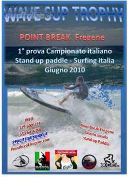 point break fregene sup wave trophy