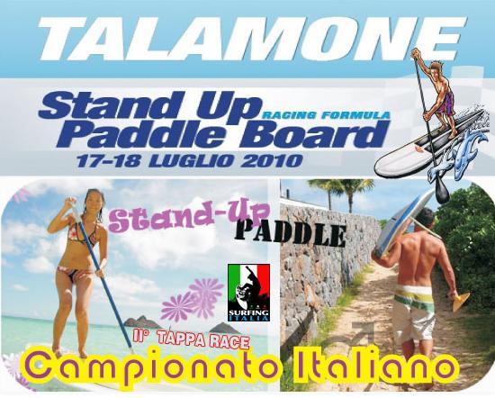 TALAMONE SUP TROPHY