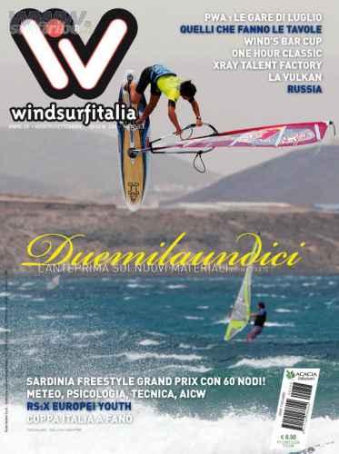 Windsurf italia agosto