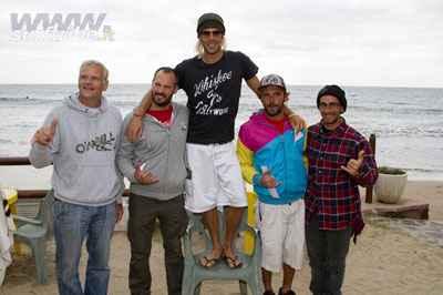 Al Sup Wave Challenge trionfa Alessandro Onofri