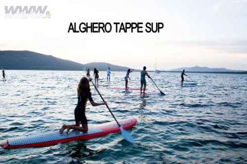 Sup Race Challenge Alghero