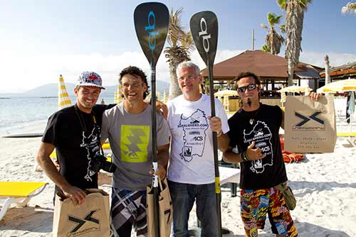 Sup Race Challenge primi 3 classificati