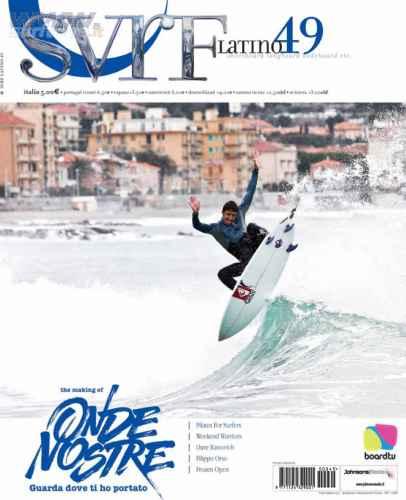 Surf Latino 49 in edicola