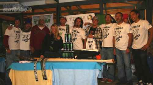 TURTLE PADDLE CUP VINCE ANCORA ONOFRI