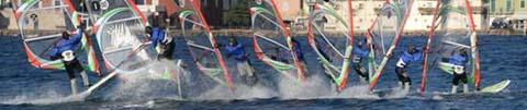 Manovre windsurf: Diablo