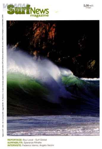 SURFNEWS N 85 IN DISTRIBUZIONE
