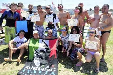 REGIONALE PADDLE SURF BARI REPORT