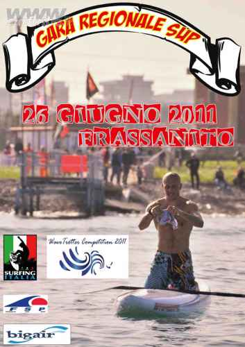 TAPPA REGIONALE SUP RACE FRASSANITO