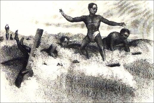 La storia del surf