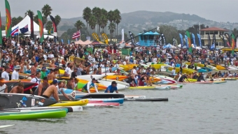 Battle Of The Paddle SUP Culture