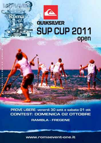 QUIKSILVER SUP CUP 2011