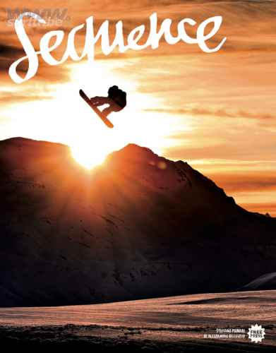 Sequence Snowboarding 31