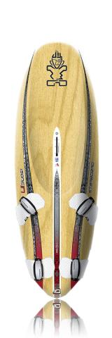 STARBOARD iSonic 117 (Wood) 117