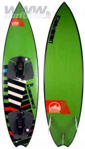 Kite Liquid Force 5 10 LF 2012