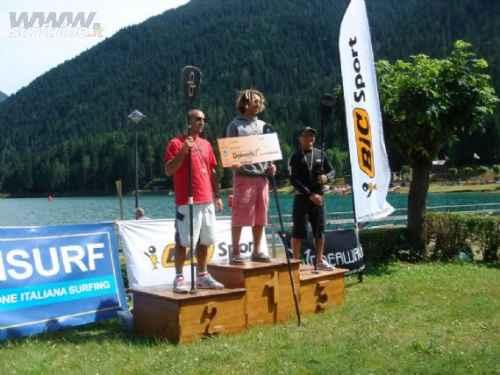 Dolomiti Paddle festival campionato Italiano race Daniele-Guidi