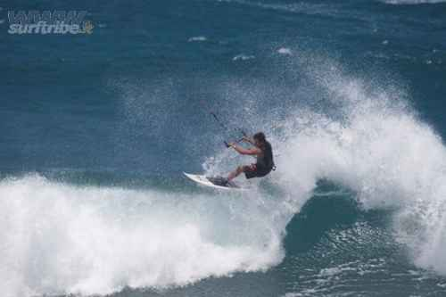 Jimmy Lewis kite surf schack