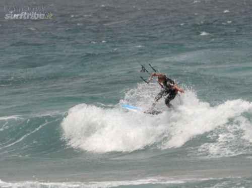 Jimmy Lewis kite surf schack vale