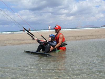 Regole di base per iniziare a fare kitesurf