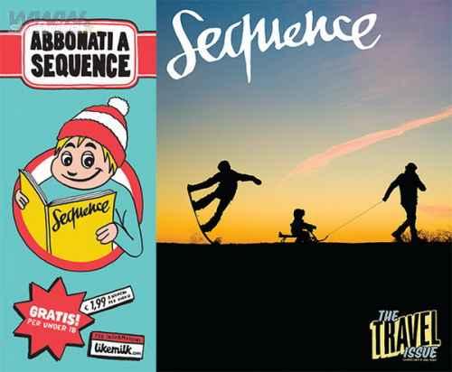 Abbonati gratis a Sequence Snowboarding